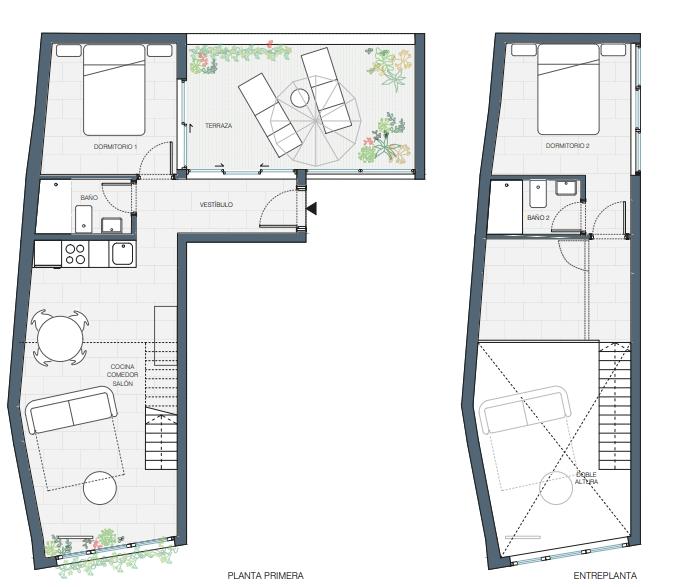 Apartamentos4Torres_Vivienda1D