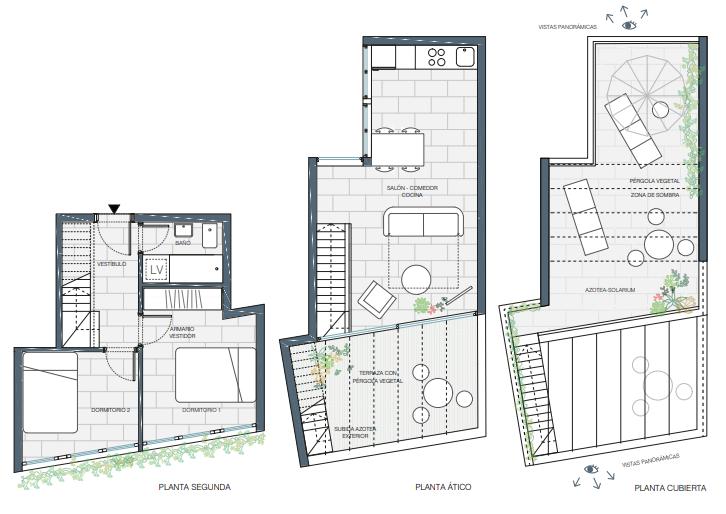 Apartamentos4Torres_Vivienda2B