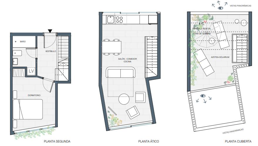 Apartamentos4Torres_Vivienda2C